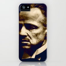 Godfather - I will make him an offer he can't refuse iPhone (5, 5s) Slim Case