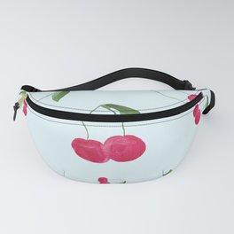 Sweet Cherry Pattern Fanny Pack
