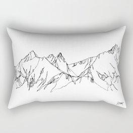 Spring Thaw Rectangular Pillow