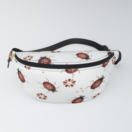 Lady bugs Fanny Pack