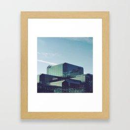 Javits Center New York Framed Art Print