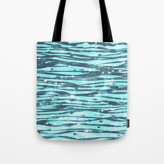 Slipstream Tote Bag