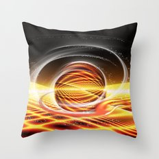 Sonnensymphonie Throw Pillow