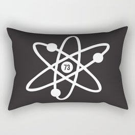 TBBT Atom 73 Rectangular Pillow