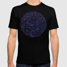 Circle of Friends Mens Fitted Tee Black 2X-LARGE