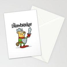 The Drawbridge Logo Stationery Cards