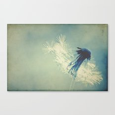 to live's to fly Canvas Print