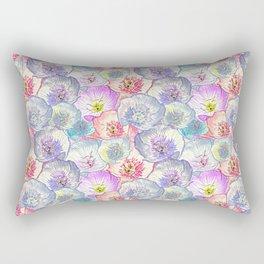 Evening Primroses Rectangular Pillow