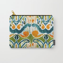 Balinese Pattern 22 Carry-All Pouch