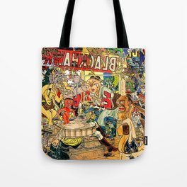 the daily lives of hungry ghosts Tote Bag