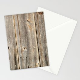 Old Rustic Wood Texture Stationery Cards