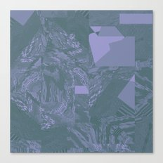 New Sacred 36 (2014) Canvas Print