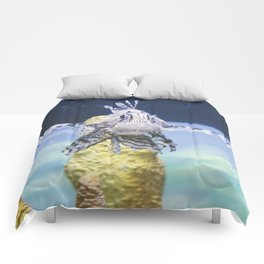 Bahamas Cruise Series 62 Comforters