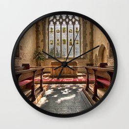 Ripe Chancel Wall Clock