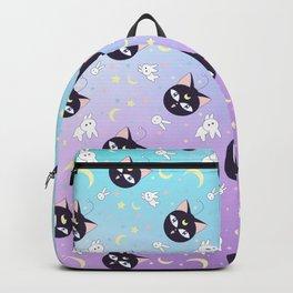 Luna P Cute Pattern Backpack