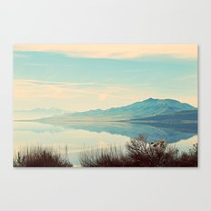 REFLECTIN' Canvas Print