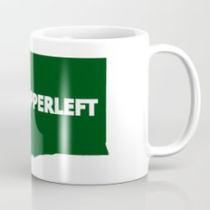 #Upperleft Mug