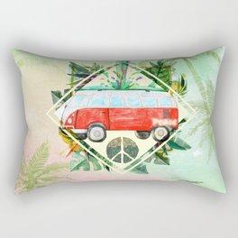 WOSWOS Rectangular Pillow