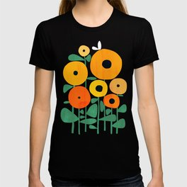 Sunflower and Bee T-shirt