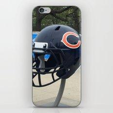 Bears Helmet Color Photo iPhone & iPod Skin