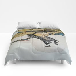 Garden Party - Art Deco Comforters