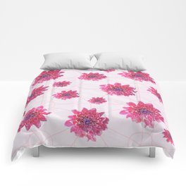 Red dance Comforters