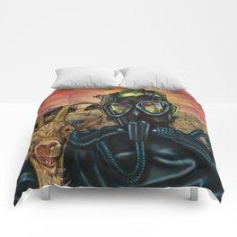 Frogman & Goatboy Comforters