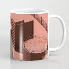 Low Poly Industry Mug