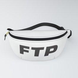 FUCKTHEPOPULATION FTP Fanny Pack
