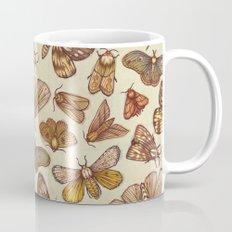 Moth Pattern Mug