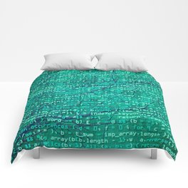 code_forest Comforters