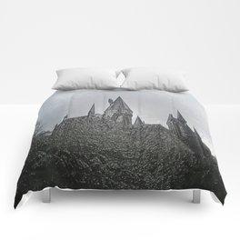 Castle Embossing Comforters