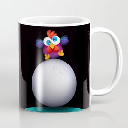 no hormone! Coffee Mug