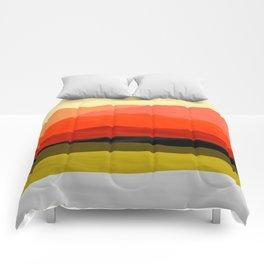 Mountains in Gradient Comforters
