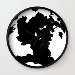 skins #1 Cow Wall Clock