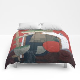 Crocodile King (KNG) Comforters