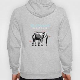 Elephant Anatomy Hoody