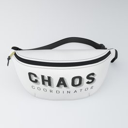 Chaos Coordinator Fanny Pack