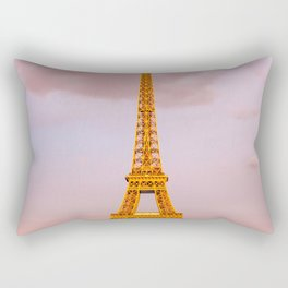 Paris Tour Eiffel Rectangular Pillow