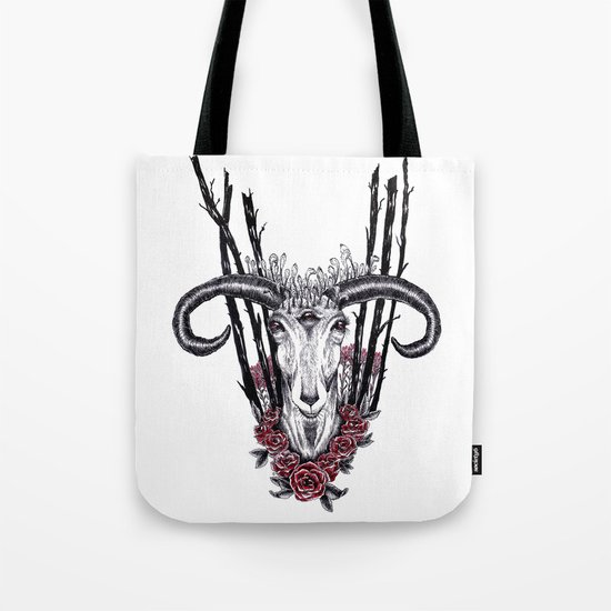 forestfire Tote Bag
