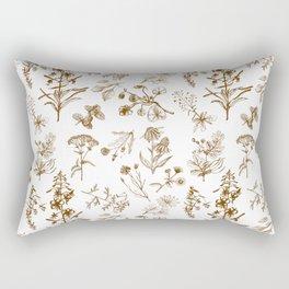 Summer herbs Rectangular Pillow