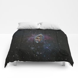 SAILING THE STARS Comforters