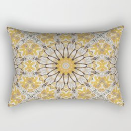 mandala xxxii Rectangular Pillow