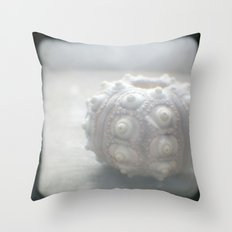 Lonely Urchin TTV Throw Pillow