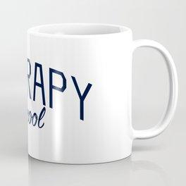 Therapy is Cool - for Mental Health Awareness Coffee Mug