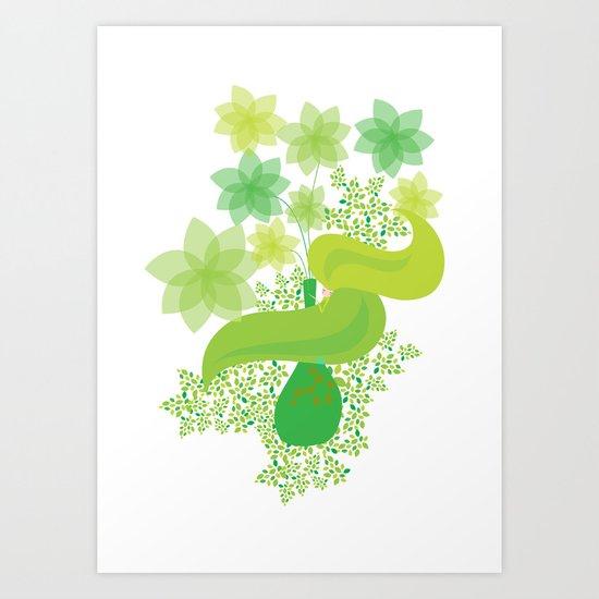 revive Art Print