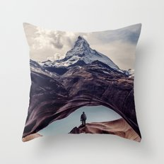 The Great Outdoors II Throw Pillow