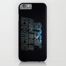 Science is the New Jesus iPhone 6s Slim Case