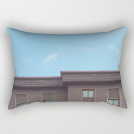 Turkiye Rectangular Pillow