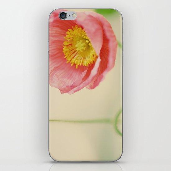 Pale Pink iPhone & iPod Skin